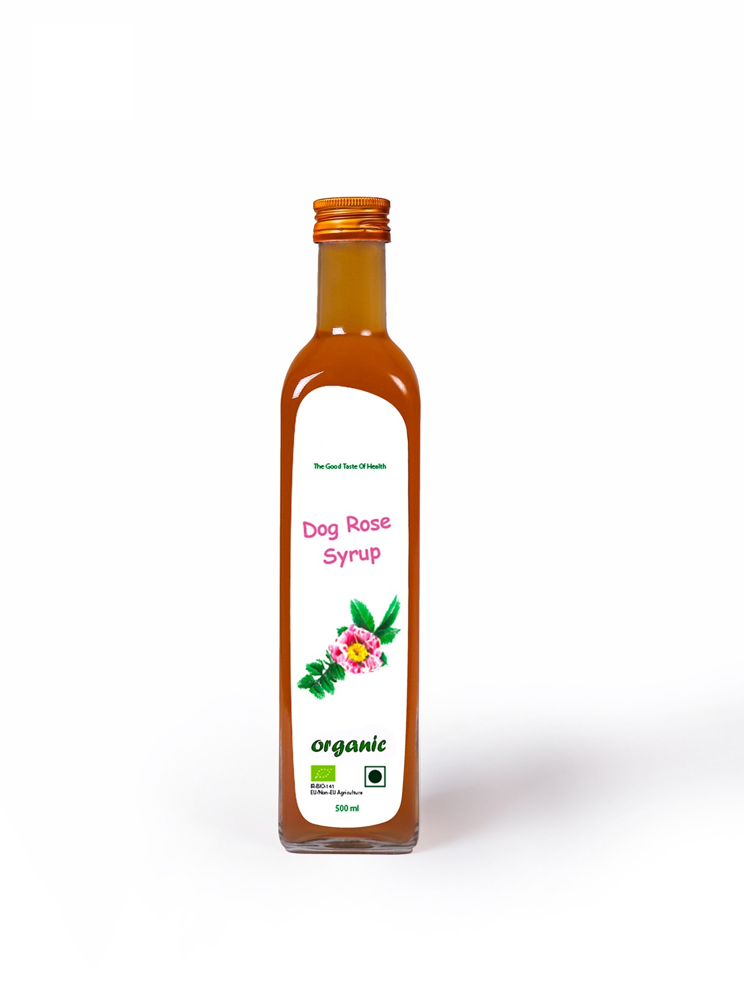 Dog Rose Syrup