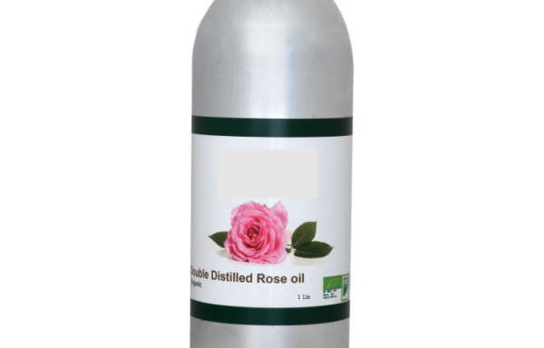 Double Distilled Rose Oil