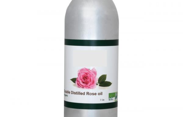 Doppelt destilliertes Rosenöl