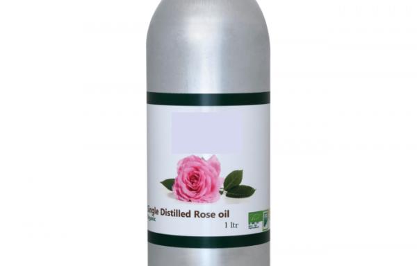 SINGLE DISTILLED ROSE OIL