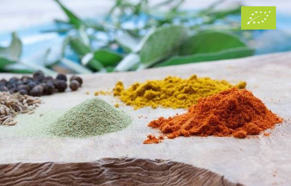 SPICES AND POWDER