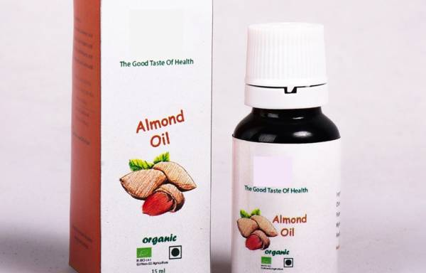 Mountain Almond Oil